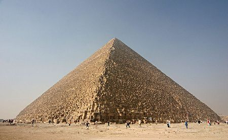 Kheops Pyramid Gyza 10 interesting facts about the Great Pyramid of Giza