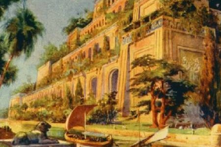 The hanging gardens of Babylon 1.2 The hanging gardens of Babylon