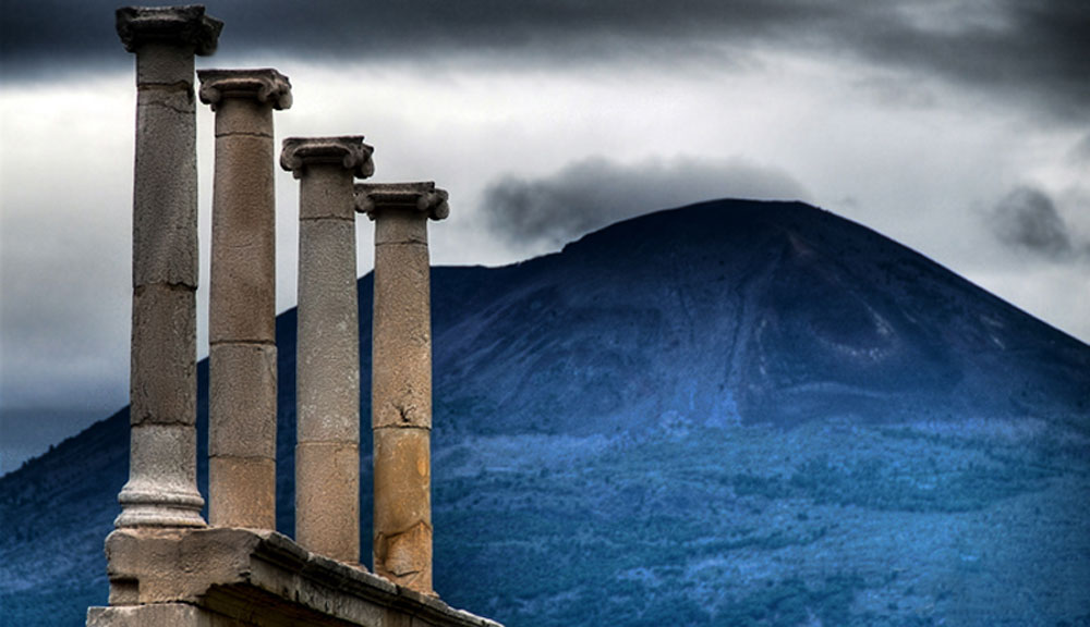 4 Ancient city of Pompeii