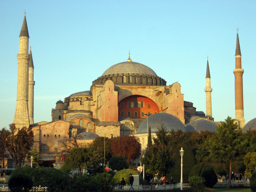 Hagia Sophia | AncientWorldWonders