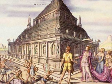 3 3 The Mausoleum of Halicarnassus