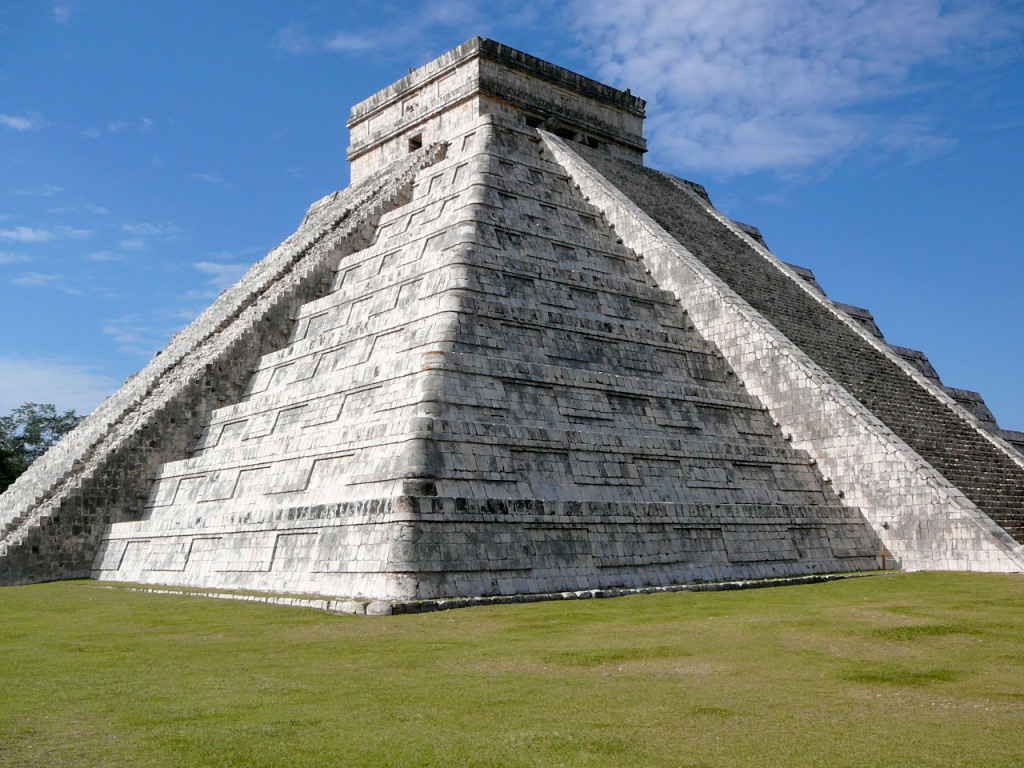 The Mysterious Mayan pyramids | AncientWorldWonders