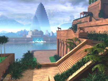 the hanging gardens of babylon 12 key facts and legends about the Hanging Gardens of Babylon